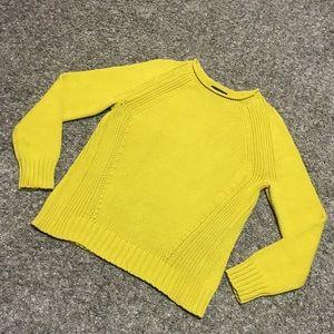 Chunky J. Crew Sweater Small